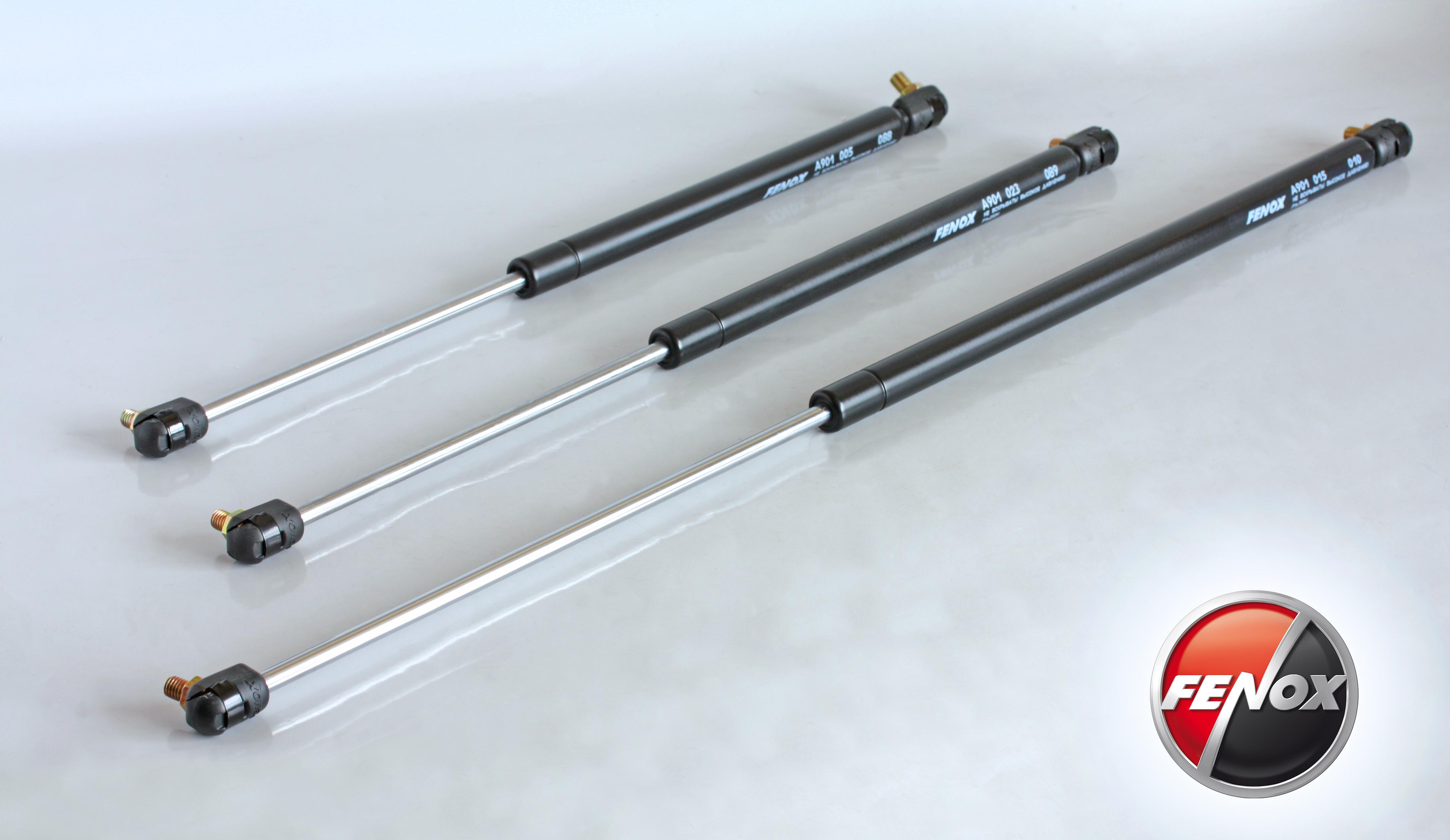 Упоры газовые (амортизатор) Fenox