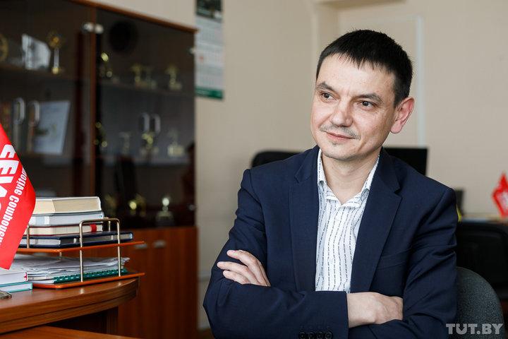 директор по маркетингу и продажам компании FENOX Евгений Жилинский