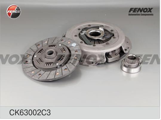 Комплекты сцепления FENOX технологии