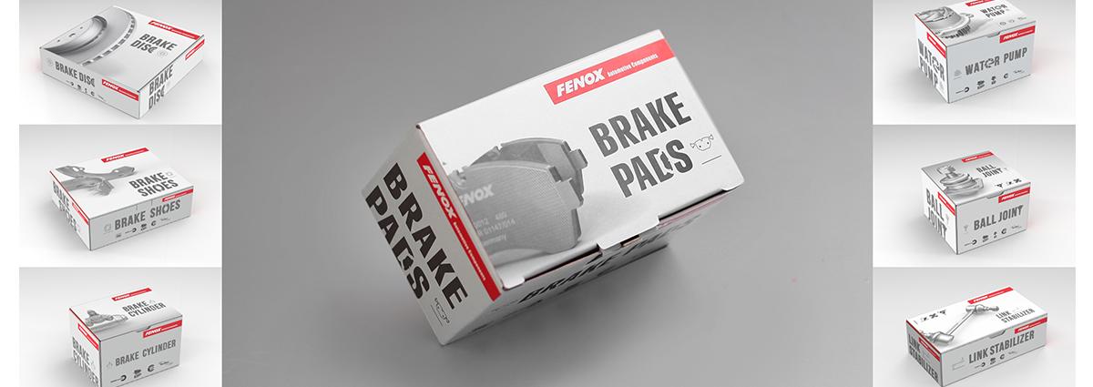 Новая упаковка FENOX