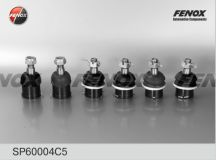 Комплект шарниров шаровых ГАЗ 24 Волга SP60004 FENOX Automotive Component