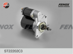Стартер ВАЗ 1111 ОКА ST22202 FENOX Automotive Components