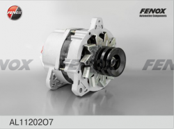 Генератор ГАЗ (402двиг.) AL11202 Сила тока - 65 Ампер FENOX Automotive Components