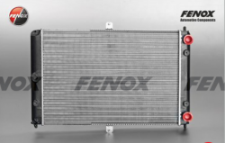 Радиатор охлаждения ИЖ 2126 ОДА RC00012 FENOX Automotive Components